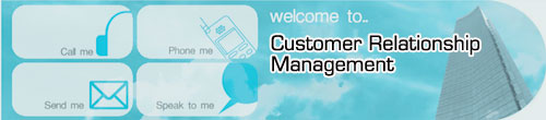 crm welcome